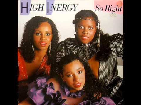 High Inergy  -  Don't Cha Love It 1982