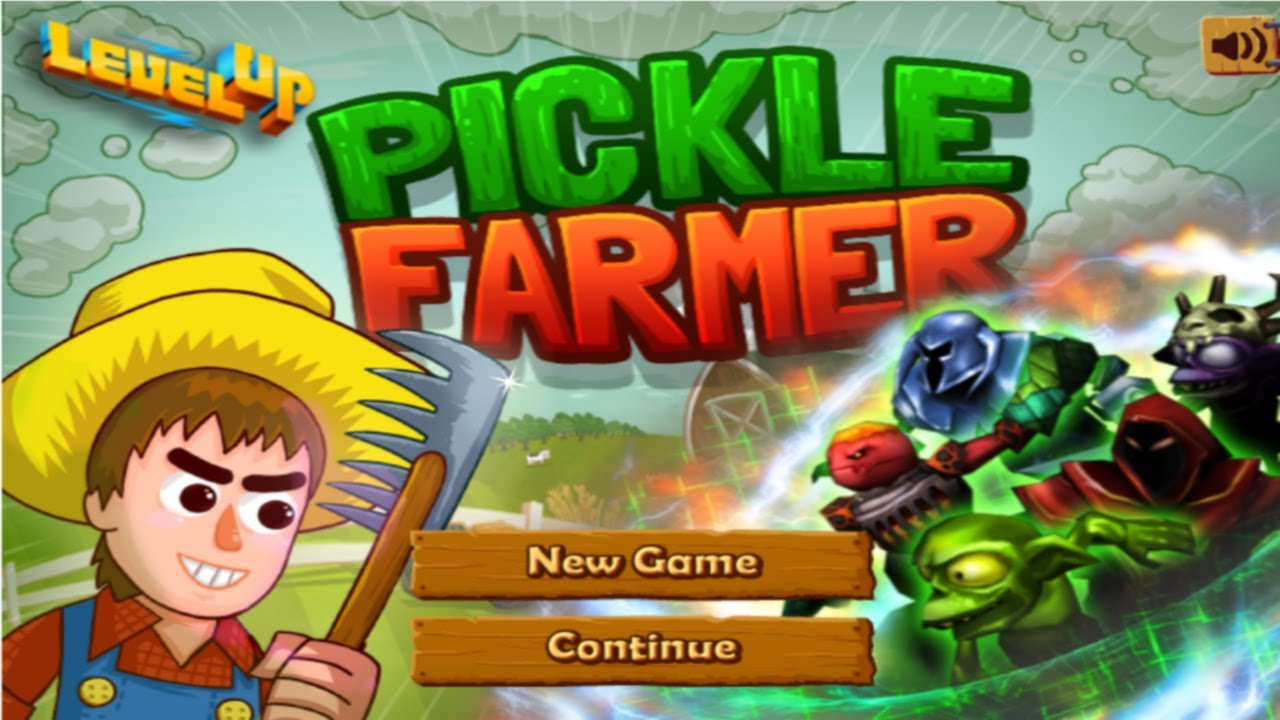 Level Up: Pickle Farmer