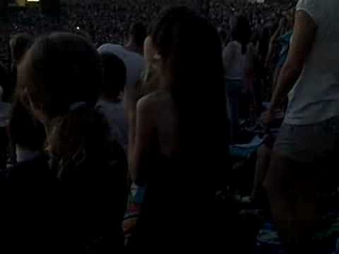 Jonas Brothers Concert Englewood Colorado July-19-08
