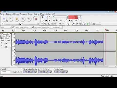 2 mai 2010 ... Enregistrer un son du web avec Audacity (sur Mac). Après quelques réglages sur  le Mac ... Réglages sur l'ordinateur (ici montré avec un Mac).