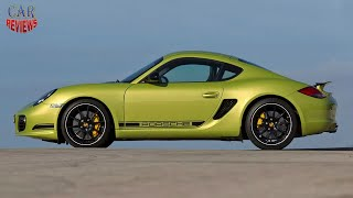 Porsche Accused Of Cheating Cayman R UK CO2 Emissions Test  - Car Reviews Channel