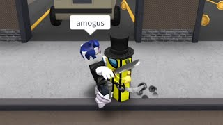 Roblox Murder Mystery 2 Funny Moments [PART 9] (AMOGUS)