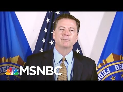 Ari Melber: Why James Comey Still Doesn't Get It | The Beat With Ari Melber | MSNBC