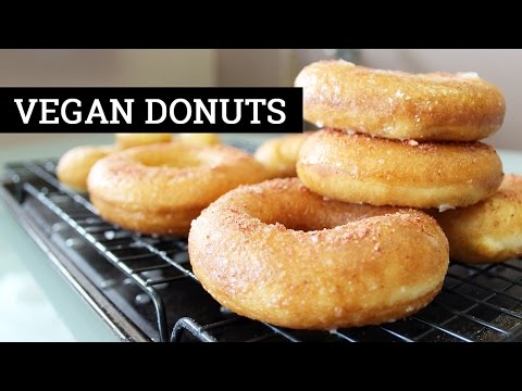 how-to-make-vegan-donuts-[glazed-fried-yeast-doughnuts]-|-mary's-test-kitchen