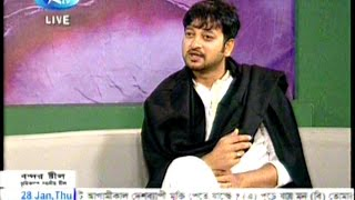 BD Film Actor Saymon Live Talkshow onrtv,Bangla Celebrity Talkshow