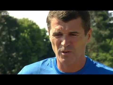Roy Keane defends Capello (complete interview video)