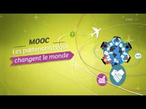 "Teaser du MOOC ""Les partenariats qui changent le monde"""