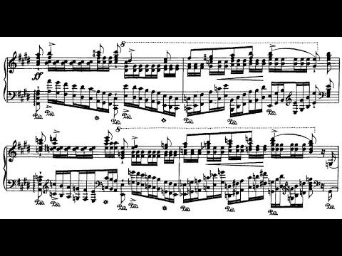 Liszt - Années de pèlerinage I (Audio+Sheet) [Cziffra]