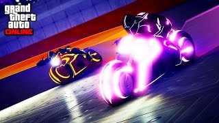 TRON THE GAME - GTA 5 ONLINE