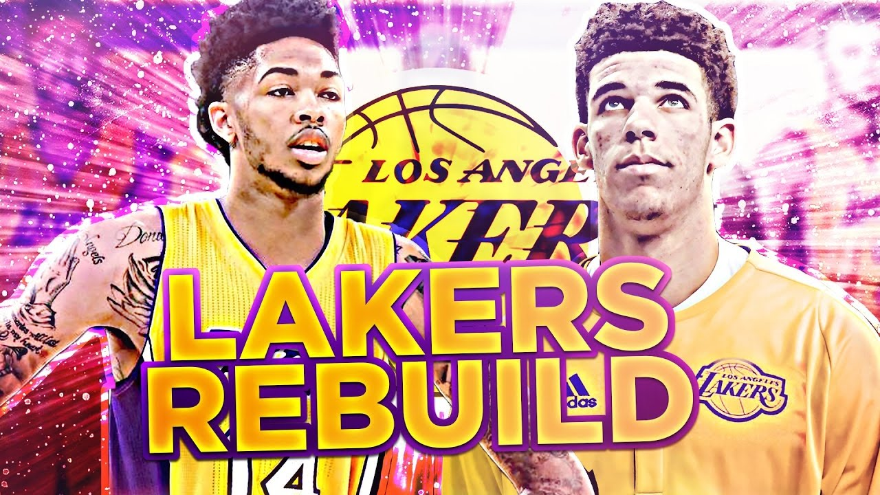 Lonzo Ball and the Lakers looking to recreate Showtime