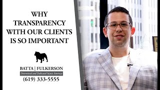 Batta Fulkerson Isn't Your Typical Personal Injury Firm