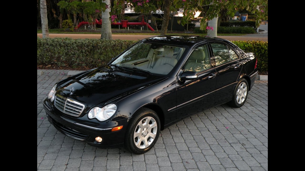 mercedes benz c240 4matic sedan auto haus of fort myers fl 33908