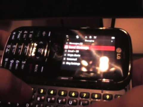 LG Rumor 2 Review Virgin Mobile