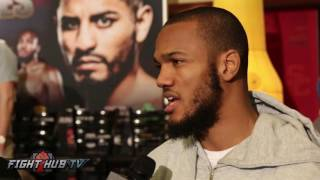 Julian Williams says he will give Jermall Charlo a