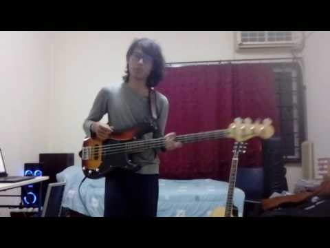 Darling (Real Estate bass cover)