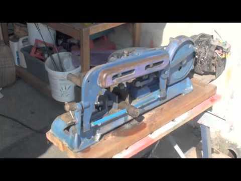 POWER HACKSAW,, REBORN - YouTube