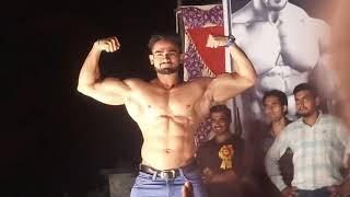 Mr saharanpur danish body buldar