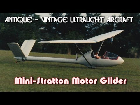 Mini Stratton, Mini-Stratton D7 ultralight motor glider