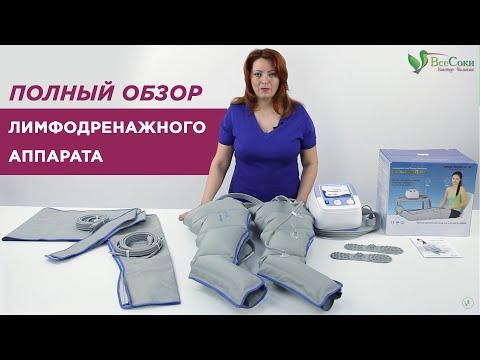 Купить массажёр для ног и спины Power Q-1000 аппарат для прессотерапии лимфодренаж