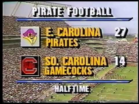 East Carolina vs Carolina Highlights 1994
