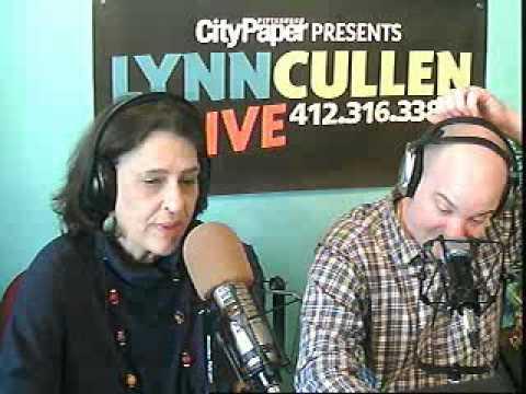 Lynn Cullen Live - 03/07/12