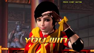 Virtua Fighter 5 PS3 Eileen Arcade Playthrough