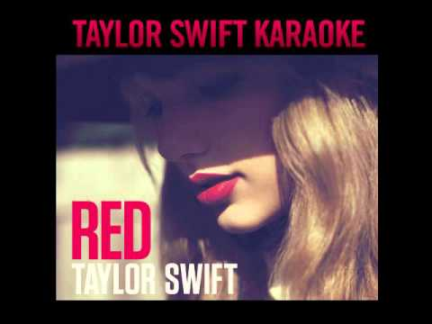 Taylor Swift; Holy Ground Instrumental