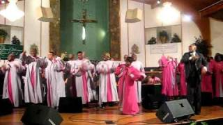 "Patrick Riddick and Dvyne Worship ""Greater is He"" Feat. Mrs. Denise Emmett"
