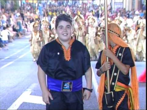 Desfile Infantil de Orihuela: Un desfile a lo grande protagonizado por los más pequeños