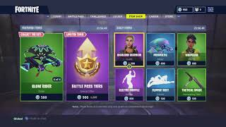 LITESHOW, NITELITE, BATTLE PASS TIERS BUNDLE! - Fortnite Item Shop - June 4th
