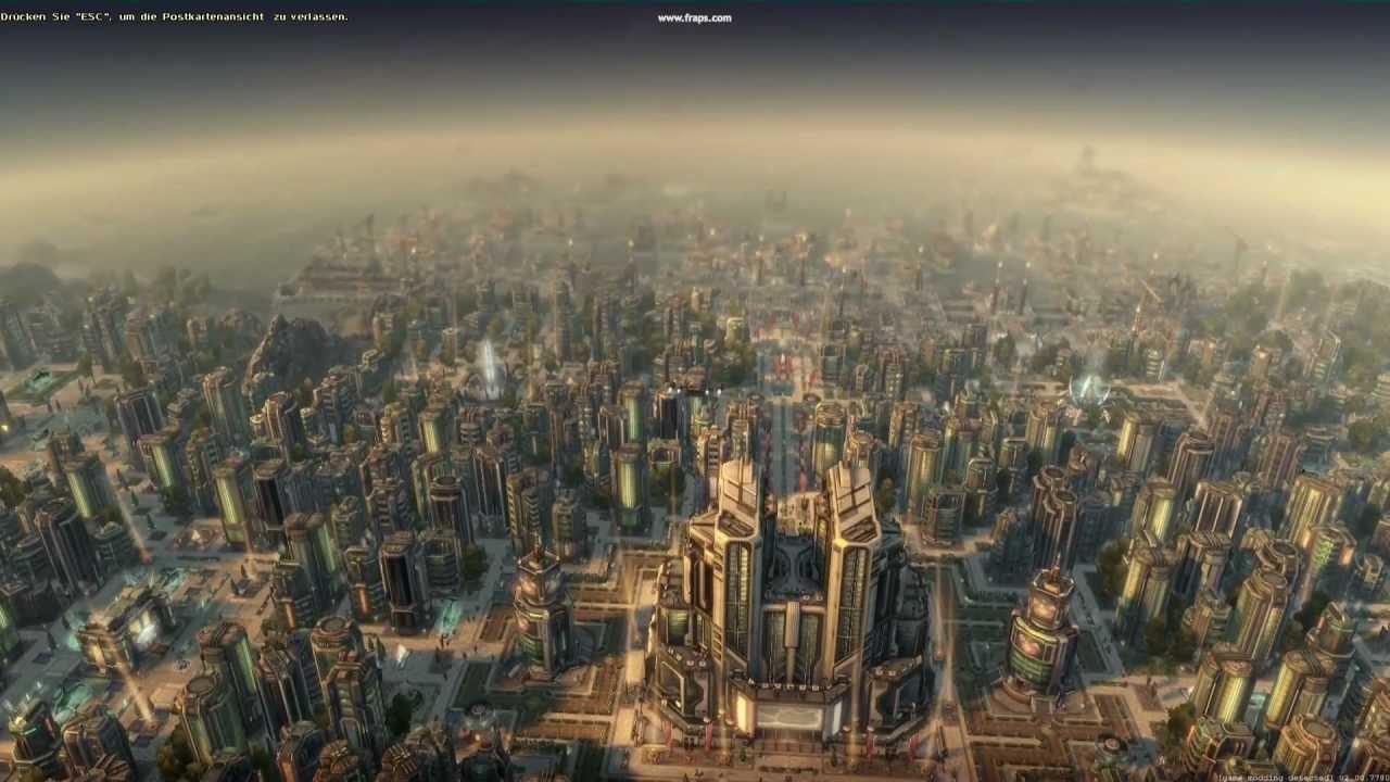 Anno 2070 sch nbauen youtube for Anno 2070 find architect