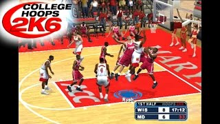 College Hoops 2K6 ... (PS2)
