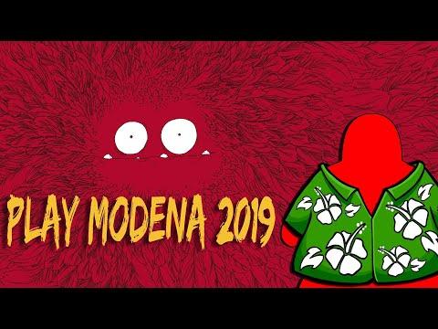 Play Modena 2019 - Due chiacchiere con il Meeple con la Camicia