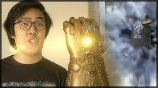 Infinity Gauntlet Problems (Avengers: Infinity War)