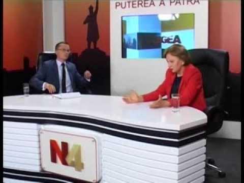 """Puterea a Patra"" Zinaida GRECEANÎI 23 aprilie 2015"