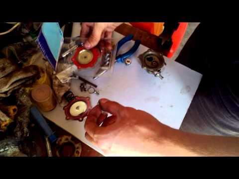 Ремонт топливного насоса PEKAR