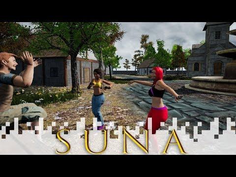 SUNA - This Is Weird (Gameplay w/ Facecam)