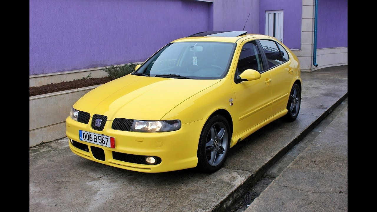 foto de Seat Leon FR 1 9TDI 150hp 2004 FULL TOP YouTube