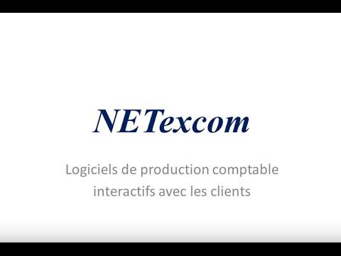 Logiciels de production comptable interactifs avec les clients - NETexcom