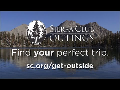 Get Outside with Sierra Club Outings