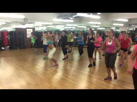 Vivir Mi Vida Zumba Choreography Travel Video