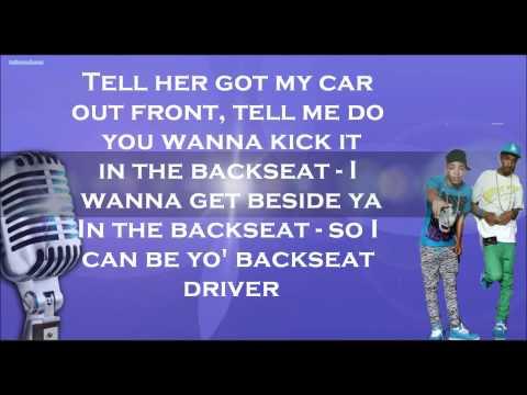 New Boyz: Backseat(Lyrics)