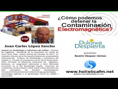 Entrevista de Joan Carles López en Dulcinea Despierta, con Beatriz Vasquez