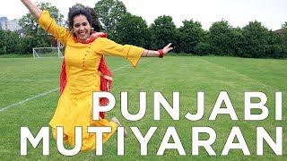 Punjabi Mutiyaran | Jasmine Sandlas | Niketa Sidhu