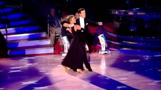 Anton du Beke & Erin Boag - Moon River (Waltz) - Strictly Come Dancing - Week 10