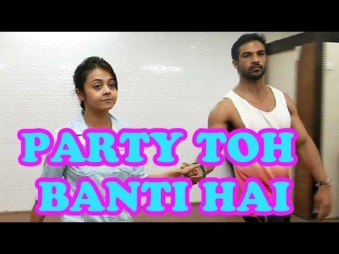 Gopi & Ahem to groove on 'Party toh banti hai'