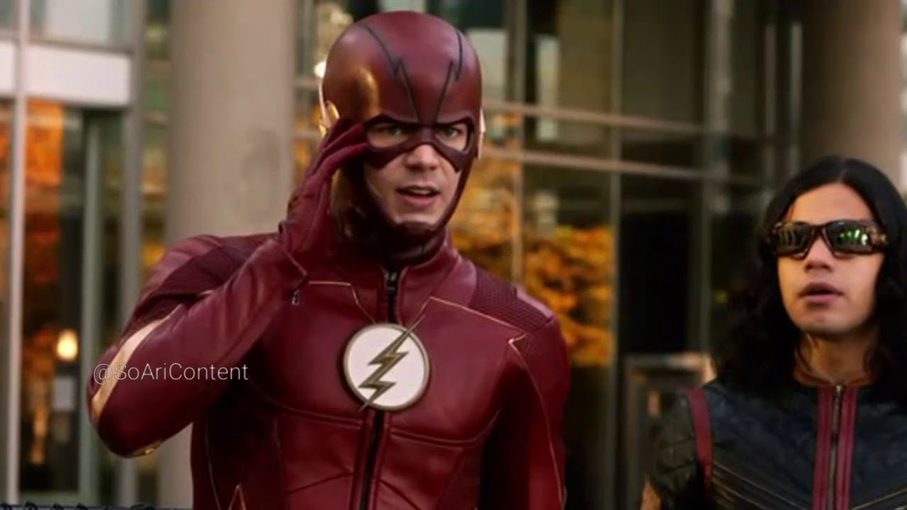 Download The Flash 4×10 Barry saves Central City