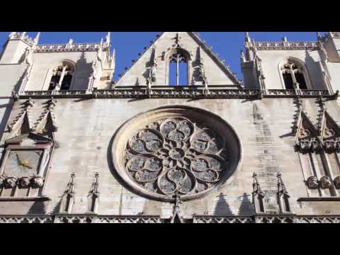 Great Attractions Lyon France   Travel Guide