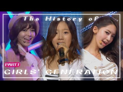 SNSD Special PART 1★100 MINS from DEBUT to IGAB era★