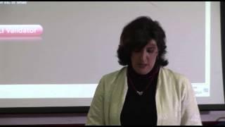 سخنان خانم دکتر آرمیتیس شفیعی . ویژه گی جنبش زنان ایران